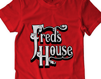 Fred's House Logo