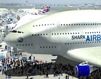 AIRBUS A390 SHARK