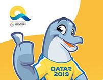Qatar 2019 Mascot Design