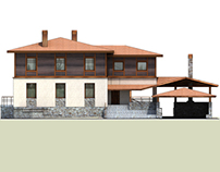 Reconstruction of  Private House