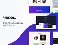 Rhodos WordPress Theme for Business & Portfolio