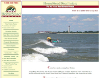 HomeStead Real Estate Co., Inc., Cape May, NJ
