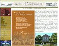 The Sam Azeez Museum of Woodbine Heritage