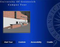 Virtual Environment - University of Greenwich Tour