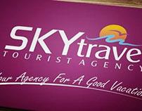 Logo & Busines card Design for Travel Agency