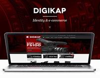Digikap // Ecommerce & Identity