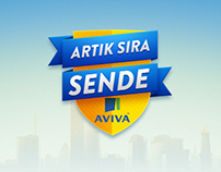 Aviva Artık Sıra Sende // It's Your Turn