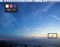 Pickr pour OS X