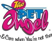 The Pet Angel. Corporate Image. Emblem / Logo