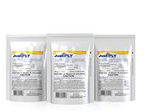Embalagem JustiFLY,  packaging