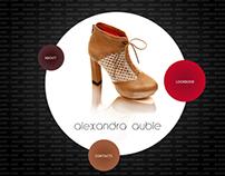 Alexandra Aubie, shop