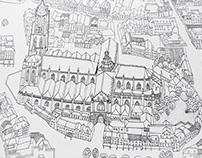 Antwerp map | Belgium