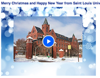2012 Year-End e-Solicitation - Saint Louis University