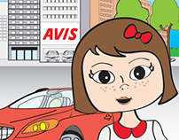 AVIS | Coloring Book