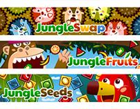 Jungle Swap / Jungle Fruits / Jungle Seeds
