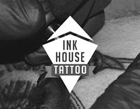 Ink House Tattoo - Rebranding