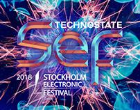 Technostate SEF Stockholm 2018