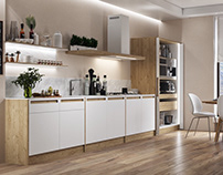 W1 kitchen by INSTYLE