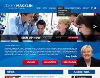 Jenny Macklin Website
