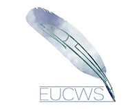 EUCWS logo, leaflets, etc. (2017-ongoing)