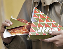 PIZZAECK - Packaging Design