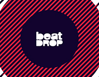 Beat Drop Brand Animation