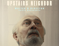 UPSTAIRS NEIGHBOR _ MOVIE POSTER