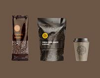 Lushi – Coffee Company Branding