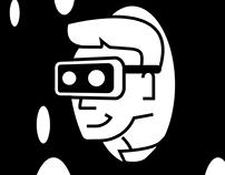 uniVRsee VR-content platform. Branding