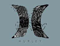 Hurley Print