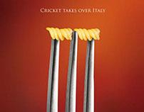 Prego Restaurant ads