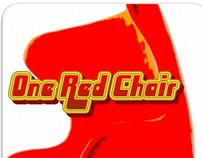 One Red Chair