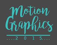 """""""Sabías qué?"""" Motion Graphics"""