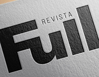 Revista Full - Assinatura Visual