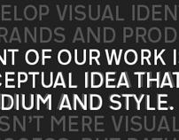 Web Redesign + Branding
