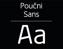 Type Design/Poučni Sans
