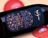 BOGYÓLÉ WINE LABEL DESIGN