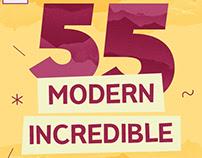 55 Modern Incredible Script Typefaces