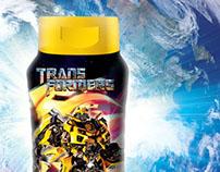 Transformers Shampoos series
