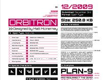 Orbitron - Especimen