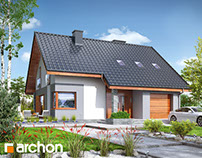 Projekt: Dom w żurawkach 7