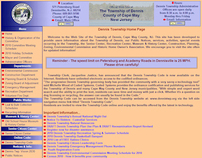 The Official web site for Dennis Township, NJ