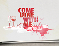 Come Dine With Me Australia - In-Show Graphics