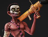 Voodoo Rocket Kid