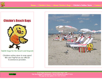 Chickies Beach Bags, NJ