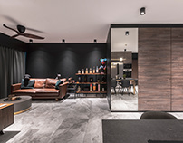 HDB project by 13th Studio Design