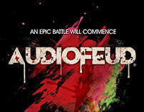 Audiofeud Poster