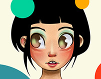 Illustration creation process