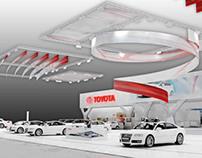 Toyota @ Riyadh Motor Show 2010