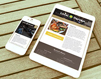 Responsive Web Design Project